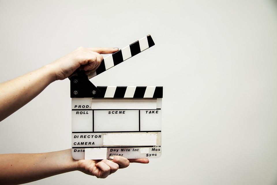 Séance de cinéma en plein air du mois de juillet