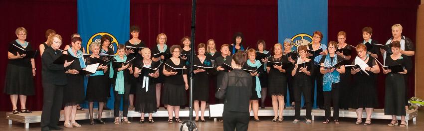 Concert de la Chorale Coeur des Femmes