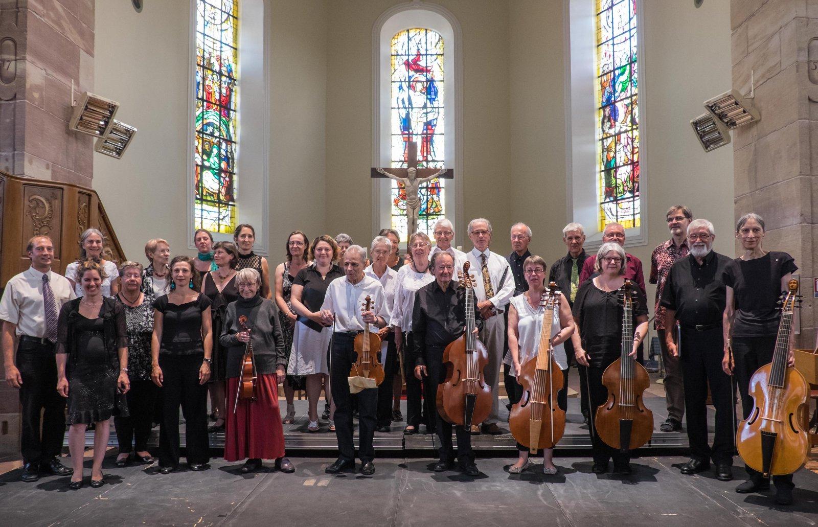 Concert 'Musiques des missions jésuites en Amérique latine'