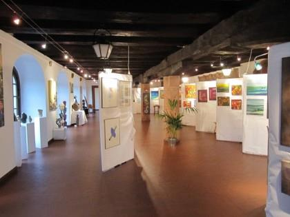Wiss'art : salon d'art contemporain