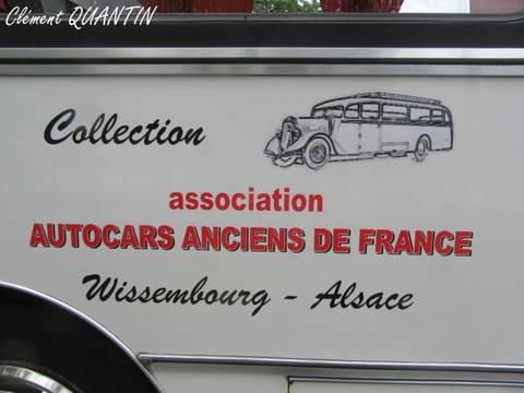 Exhibition of old-time cars