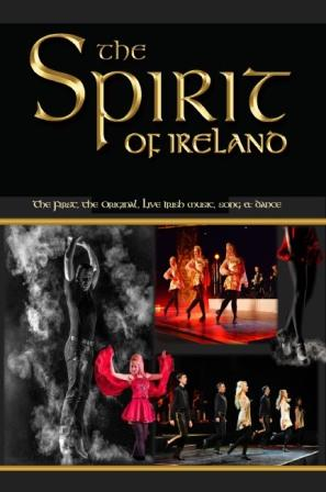 Spectacle événement : The Spirit of Ireland