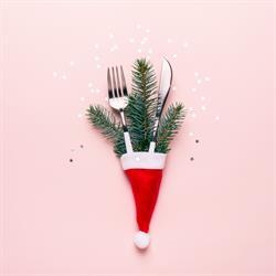 Participative exhibition : Noël passe à table