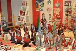ANNULÉ - Exposition : la petite ronde des artisans