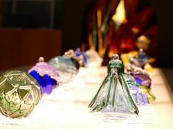Exhibition : du vert au verre, à la rencontre de deux histoires de Noël