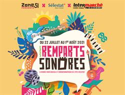 Concert: les remparts sonores