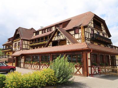 Hôtel-restaurant Au Parc des Cigognes