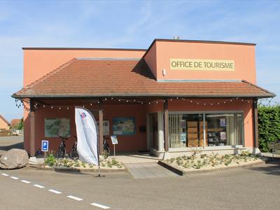Bureau d'accueil du Massif du Haut-Koenigsbourg - Kintzheim