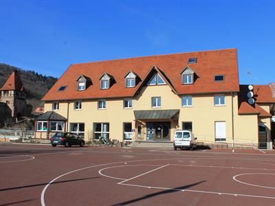 Centre de la Randonnée Marcel Rudloff (CCA)