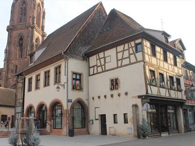 La Maison du pain d'Alsace - Die Backstube