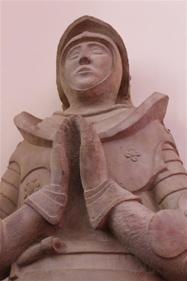 Gisants des chevaliers de Rathsamhausen