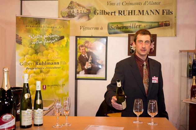 Alsace Gilbert Ruhlmann Fils