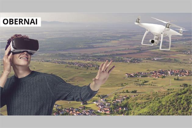 Drone Alsace ZSOFIA