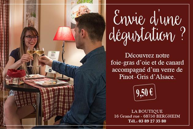 © Foie-gras du vignoble