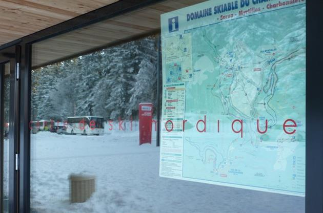 Centre école ski de fond Champ du Feu