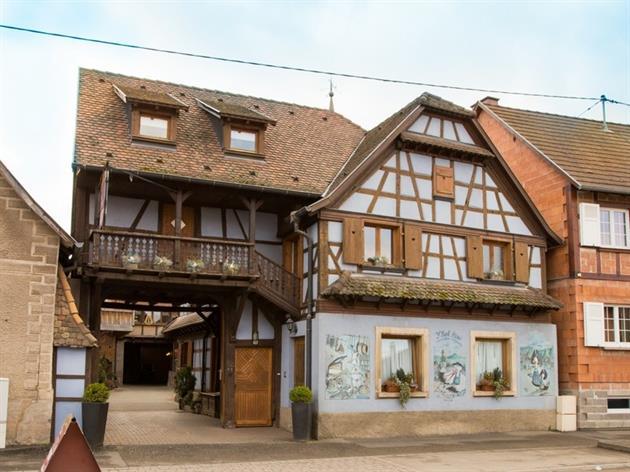 © Restaurant Trois Oies Valff