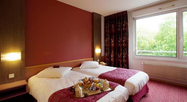 Hotel Mercure Champ de Mars, Colmar, Alsace / www.mercure.com/1225 (Chambre)