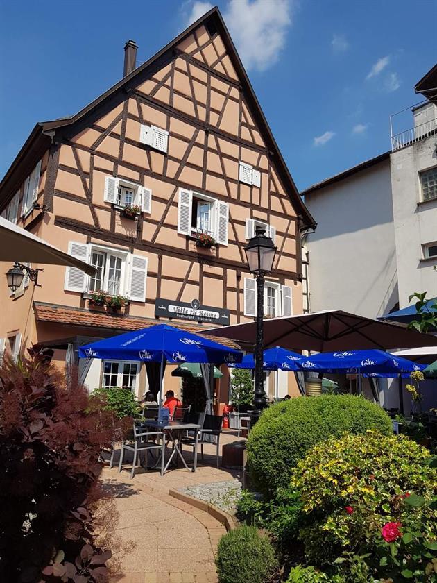 Restaurant La Ville de Reims
