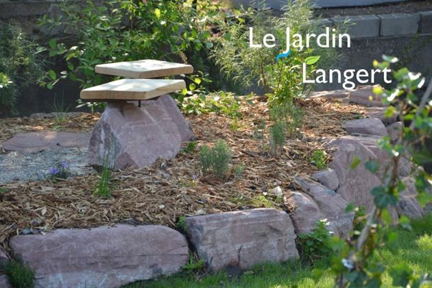 ©Jardin Langert