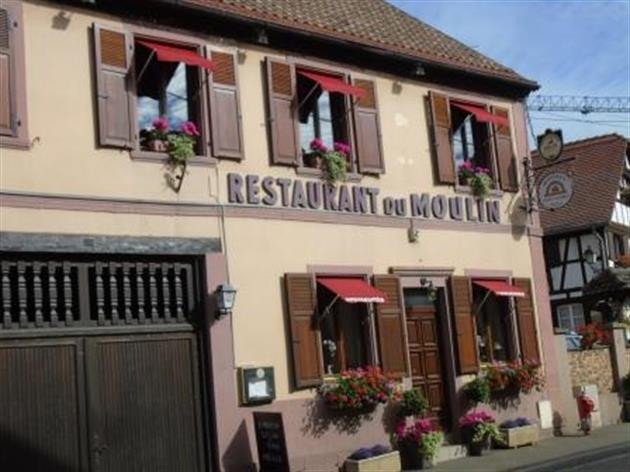 Crédit Maison du Tourisme - Restaurant du Moulin
