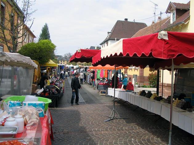 Braderie de la Saint Georges, Reichshoffen