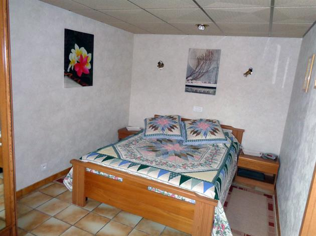 Meublé de M. Munsch, Alsace, chambre 1