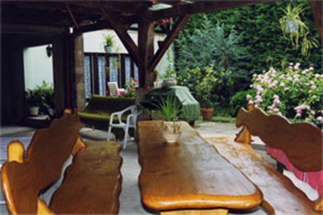 Meublé de M. Vonscheidt, Boersch, Alsace
