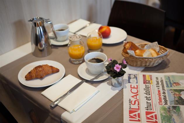 Hôtel - restaurant l'auberge du relais - chambre double 2 lits