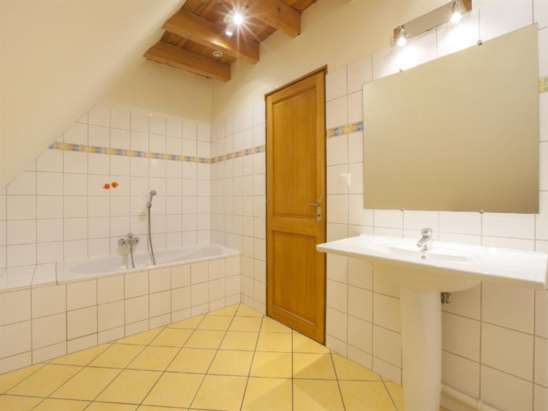 Gîte Martin - Salle de bain