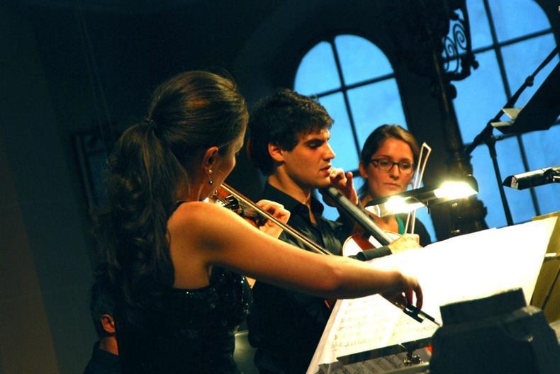 Yvan Schawandascht - Festival Musique de Chambre d'Obernai
