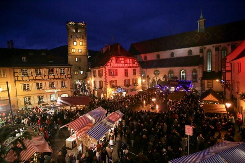 Crédit photo : Office de tourisme Ribeauvillé-Riquewihr