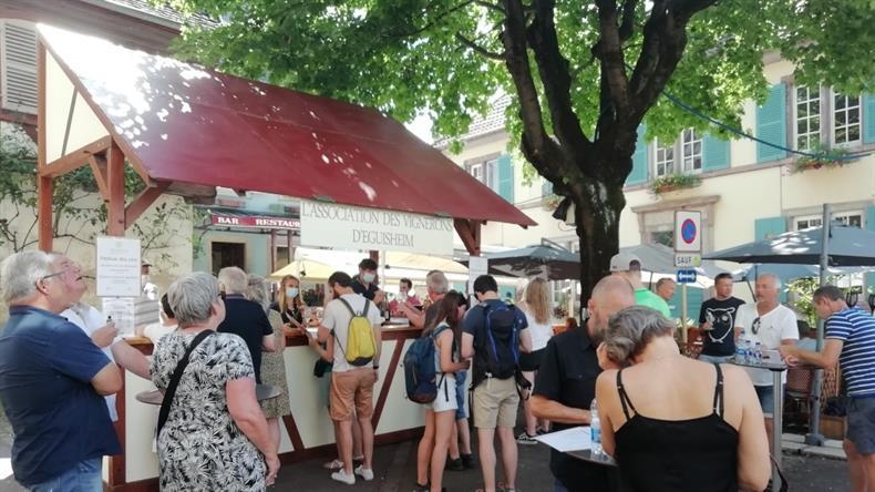 Chantal MEYER - Office de tourisme Pays d'Eguisheim et Rouffach