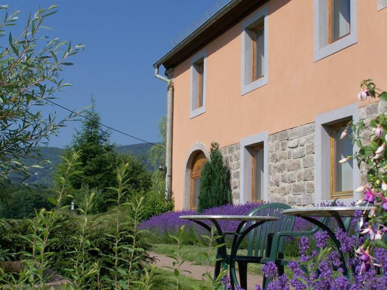 Gîte 7 Salon de jardin