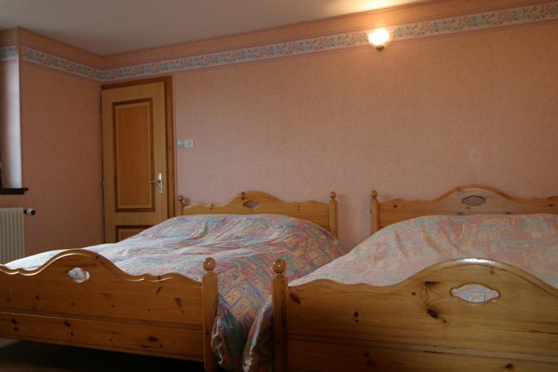 Nos chambres confort 2 étoiles.