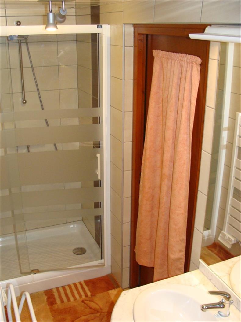 Gîte au village - Salle de bain
