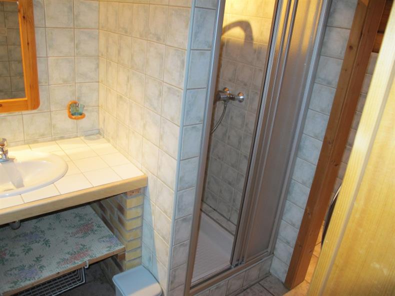 Les Lodges - Chalet Myrtille - Salle de bain