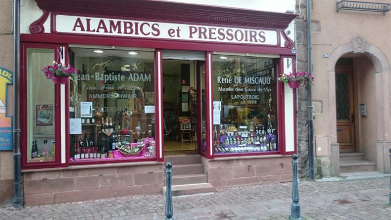 Alambics et pressoirs