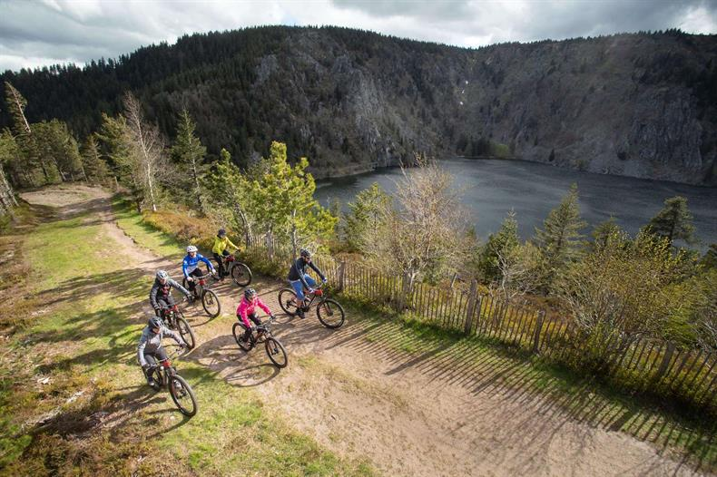 Lac Blanc Bike Park