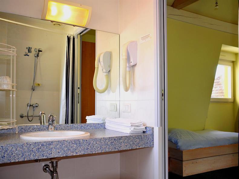 Hôtel- restaurant Aux Bruyères - Appartement suite familiale
