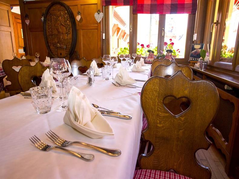Hôtel - Restaurant A l'Agneau