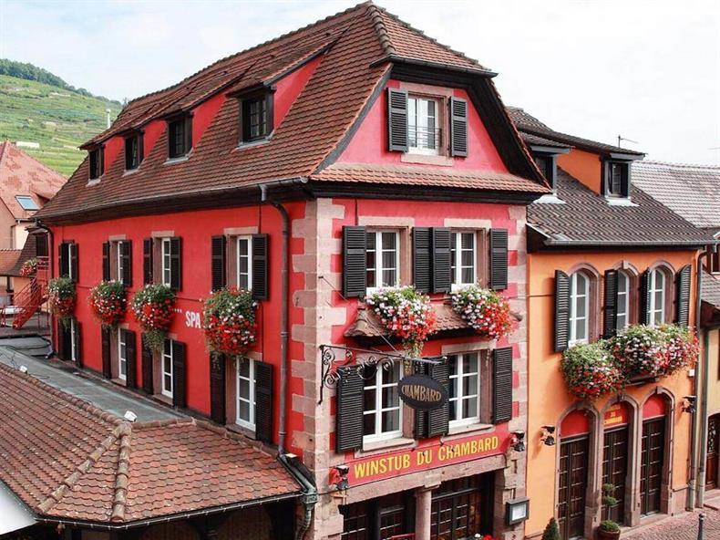 Hôtel le Chambard