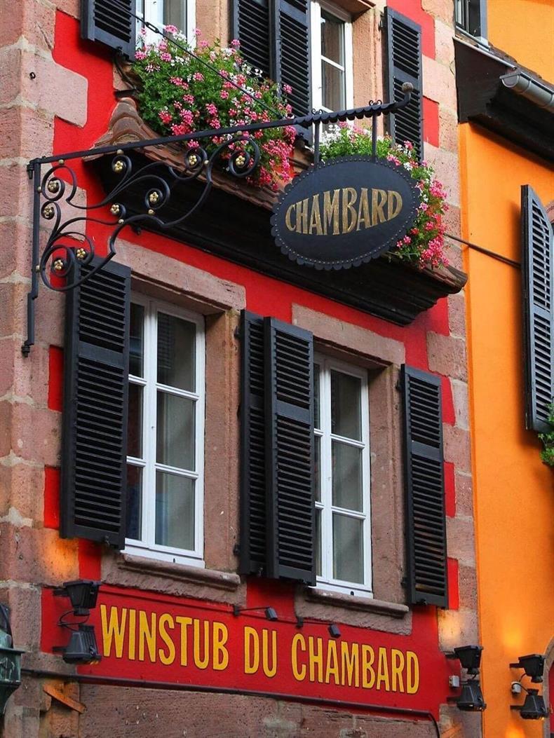 Winstub du Chambard