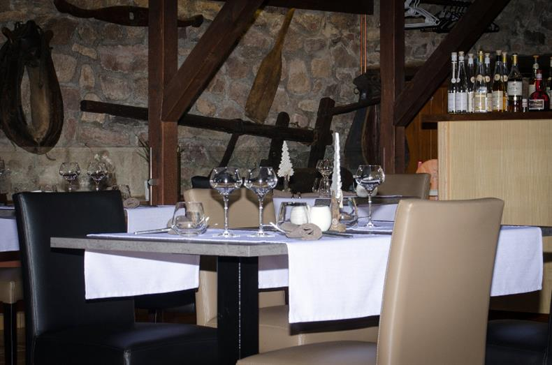 table du restaurant