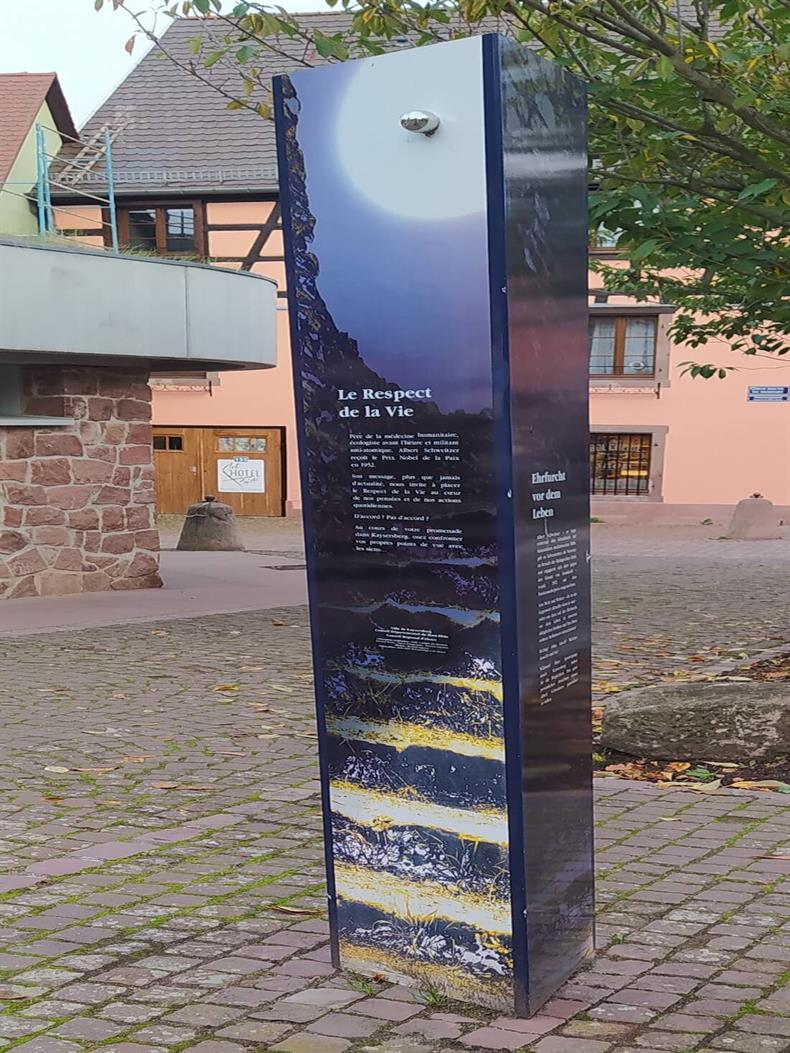 Office de Tourisme vallée de Kaysersberg - Marine Aïsse