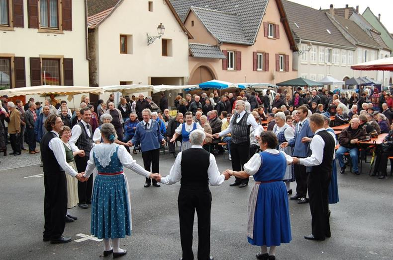Fête du Raisin à Molsheim - Crédit photo : Stéphane Spach