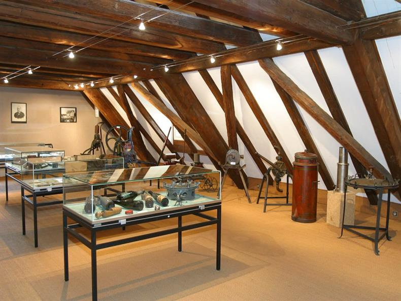 Musée du vignoble et des vins d'Alsace.