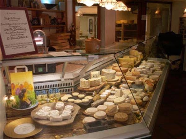 Cheese breeder Antony Vieux Ferrette