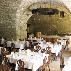 Salle de l'ancien caveau de Lucelle