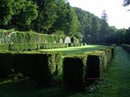 Parc de l'ancienne abbaye cistercienne