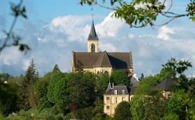 L'Eglise Notre Dame Photo de l'Office de Tourisme